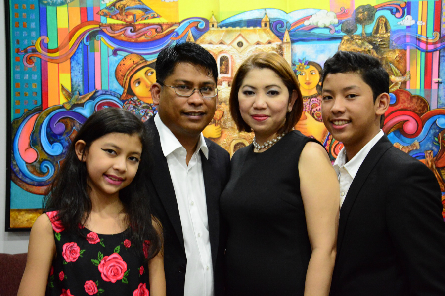Macuha Family - Macuha Art Gallery